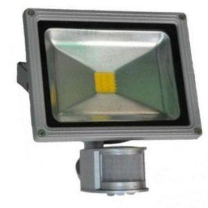 LED reflektor 30W ze senzorem