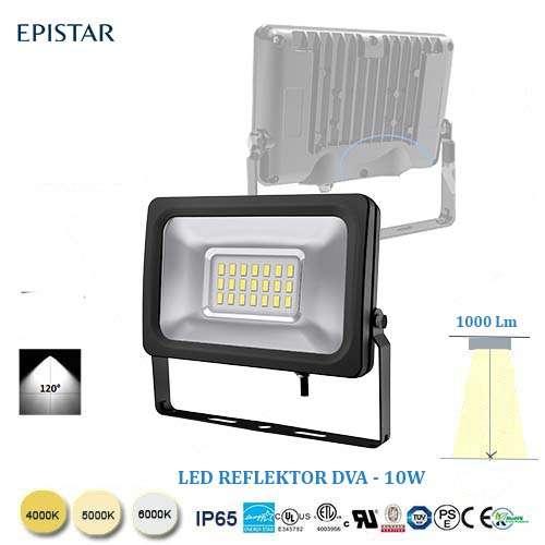 LED reflektor DVA-10W