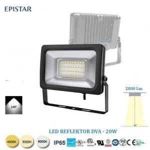 LED reflektor DVA-20W