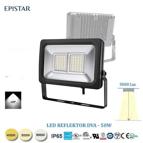 LED reflektor DVA-50W
