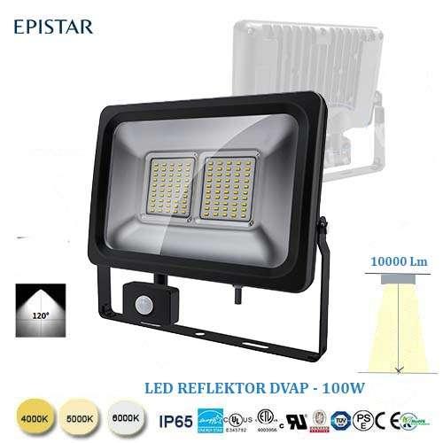 LED reflektor DVAP-100W