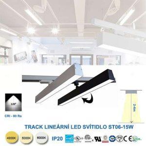 TRACK Lineárne LED svietidlo ST-24W