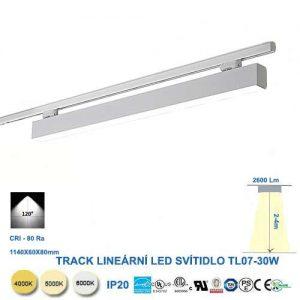 TRACK Lineárne LED svietidlo ST-40W