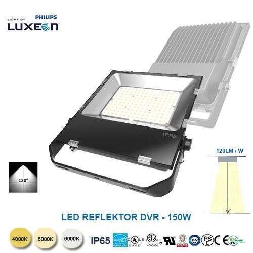 LED reflektor DVR-150W