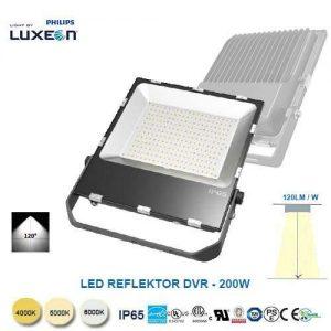 LED reflektor DVR-200W