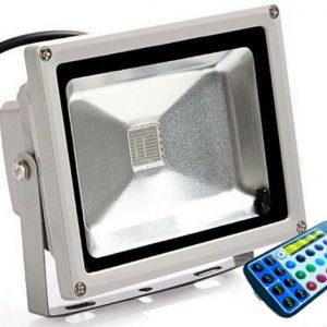 RGB LED reflektor 50W