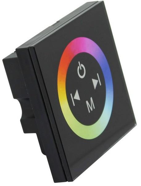 Dotykový LED RGB ovladač