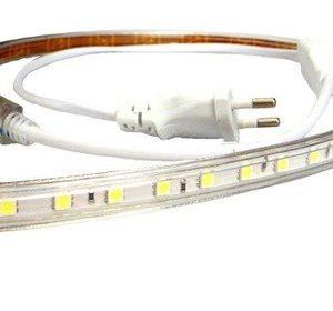 LED pásek 3528/120 - 230V RGBY