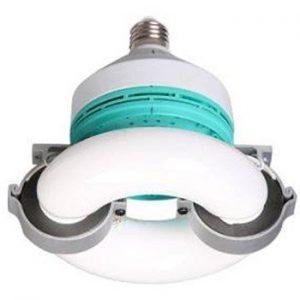 Indukční LVD žárovka-E27- 80W