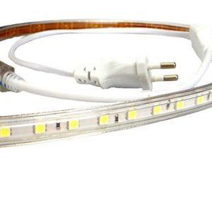 LED pásky 230V AC