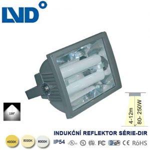 Indukční LVD reflektory