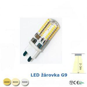 LED žárovky G9